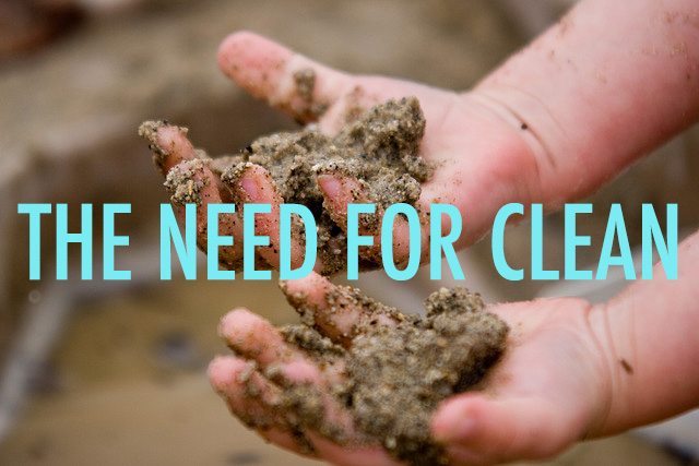 Spring cleaning isn't just for your house, it's also for your heart.