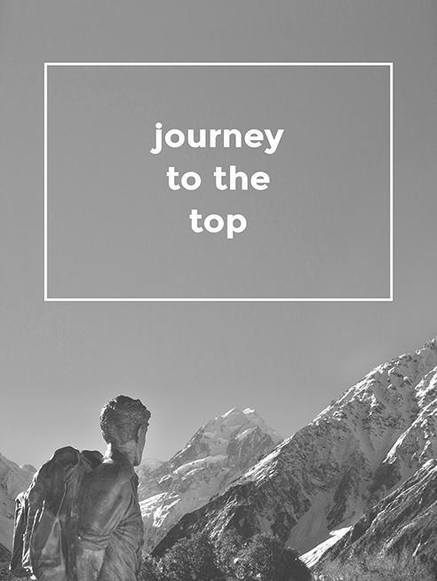 Journey to the Top: Edmund Hillary, Moses, and Us